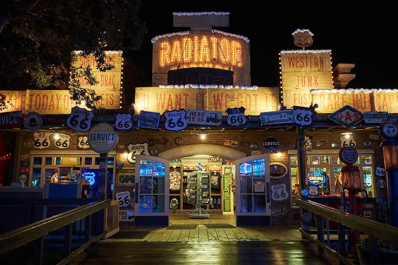 Radiator Springs Curios, Disney California Adventure - Anaheim, California