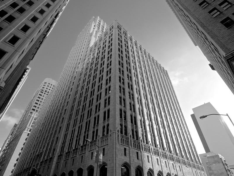 Skyscrapers of San Francisco #10 - San Francisco, California