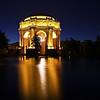 Palace of the Fine Arts - San Francisco, California