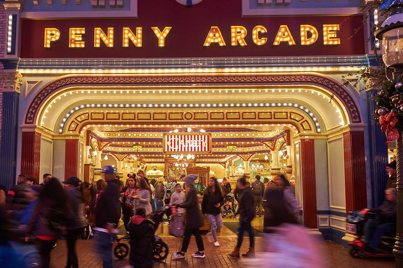 Penny Arcade - Anaheim, California