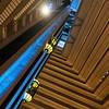 Elevators, Hyatt Regency - San Francisco, California