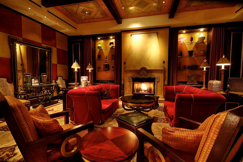 Cypress Hotel Lobby - Cupertino, California