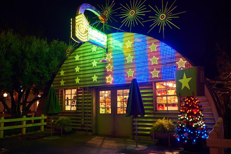 Sarge's Surplus Hut, Disney California Adventure - Anaheim, California