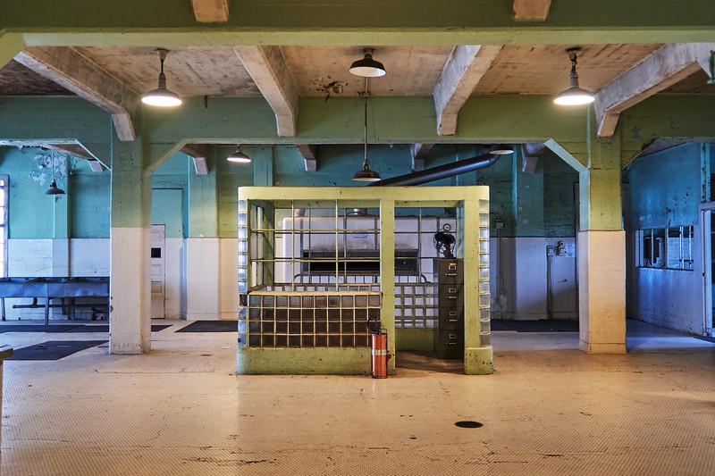 Alcatraz Kitchen - San Francisco, California