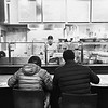 Counter Dining, Ferry Building - San Francisco, California