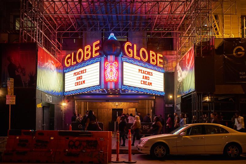 Globe Theater - Los Angeles, California