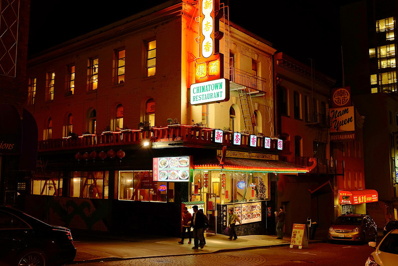 Warm Glow, Chinatown Restaurant - San Francisco, California