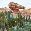 Epic Man-made Landscape, Disney California Adventure - Anaheim, California