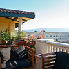 Hotel Valencia Roof Top - San Jose, California