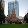 St. Patrick's Catholic Church, Yerba Buena Gardens - San Francisco, California