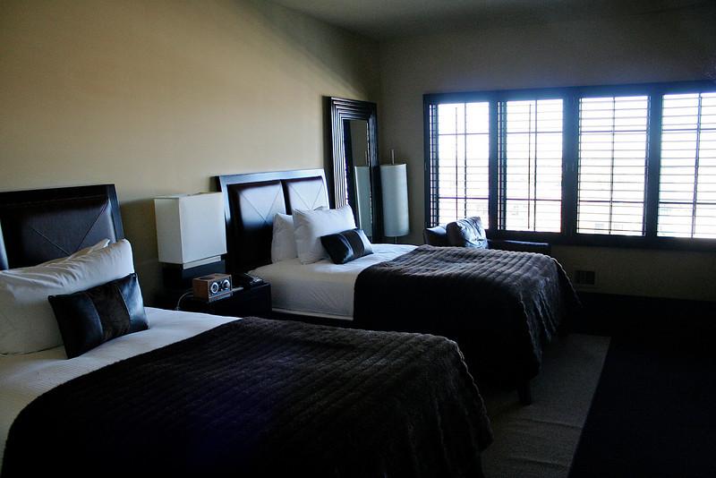 Hotel Valencia Guest Room - San Jose, California