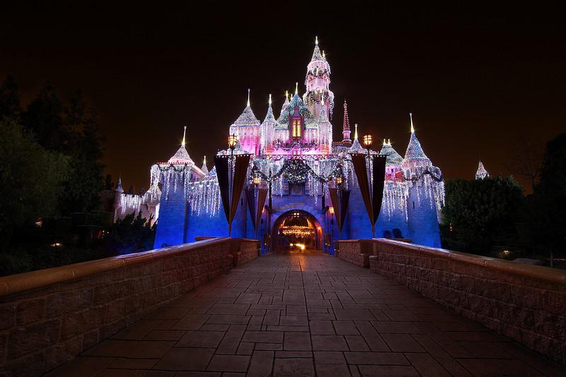 Sleeping Beauty Castle, Disneyland - Anaheim, California