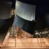 Entrance, Walt Disney Concert Hall - Los Angeles, California
