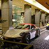 Porsche in the spot light - San Francisco, California