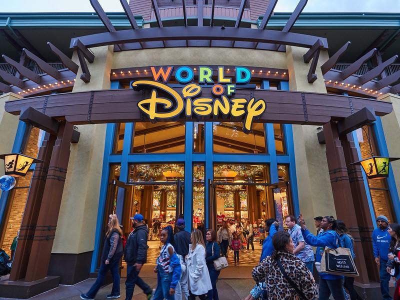 World of Disney - Anaheim, California