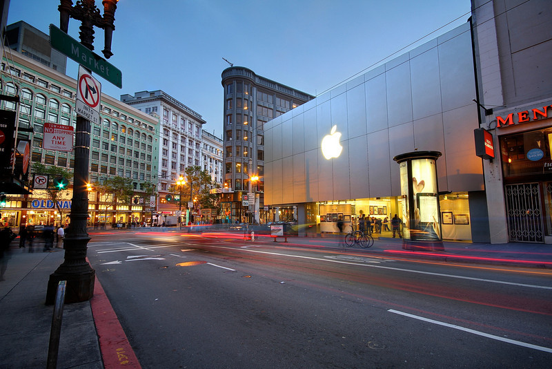 Apple Store - San Francisco, California