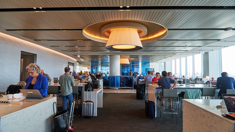 United Club, LAX - Los Angeles, California