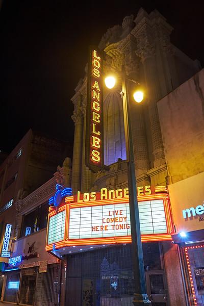 Los Angeles Theater - Los Angeles, California
