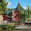Tom Sawyer Island - Anaheim, California
