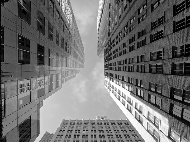 Skyscrapers of San Francisco #14 - San Francisco, California