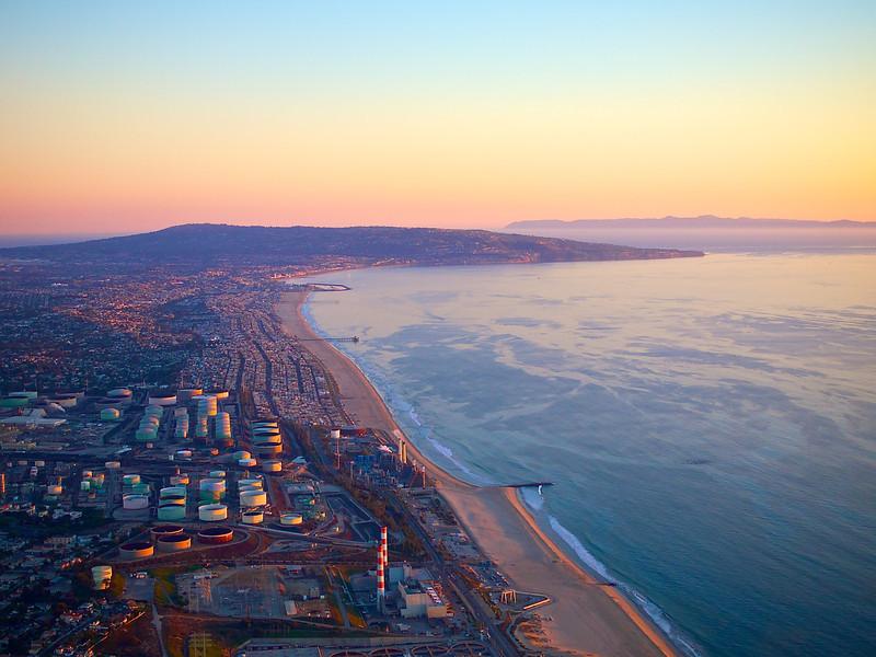 California Coastline - Los Angeles, California