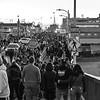Pier Crowd - Santa Monica, California