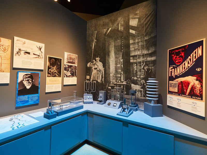 Dr. Frankenstein's Lab, Natural History Museum - Los Angeles, California