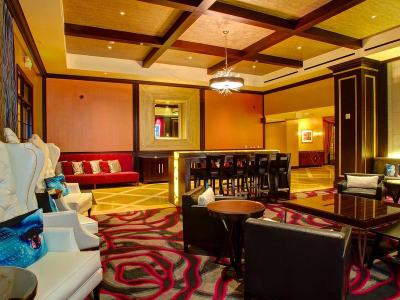 Cypress Hotel Lobby, 2013 Restyling #2 - Cupertino, California
