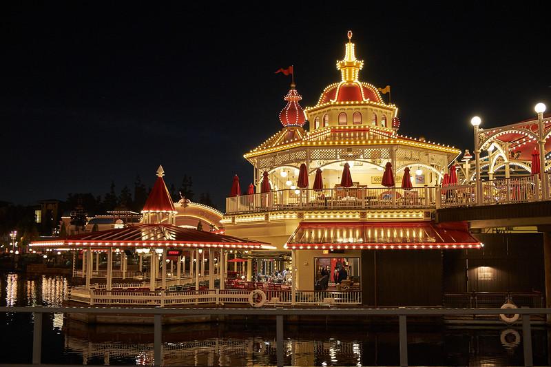 Lamplight Lounge, Disney California Adventure - Anaheim, California