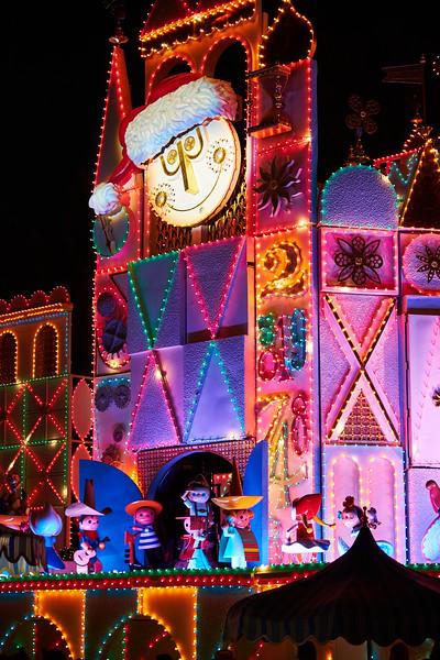 Doll Parade, It's A Small World - Anaheim, California