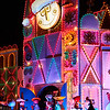 Doll Parade, It's A Small World - Anaheim, California