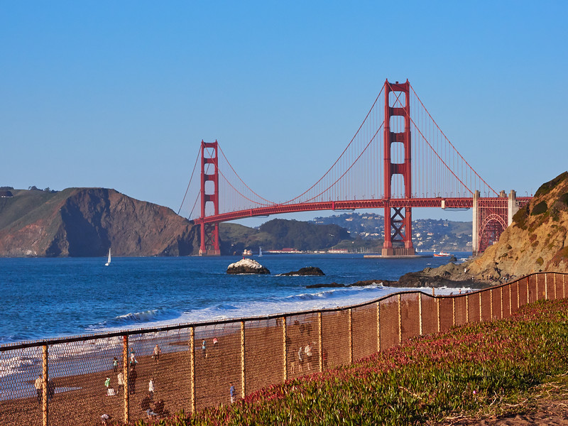 Baker Beach - San Francisco, California