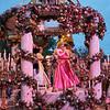 Princess, Disneyland Parade - Anaheim, California