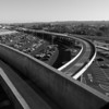 Highway Curves, SFO - San Francisco, California