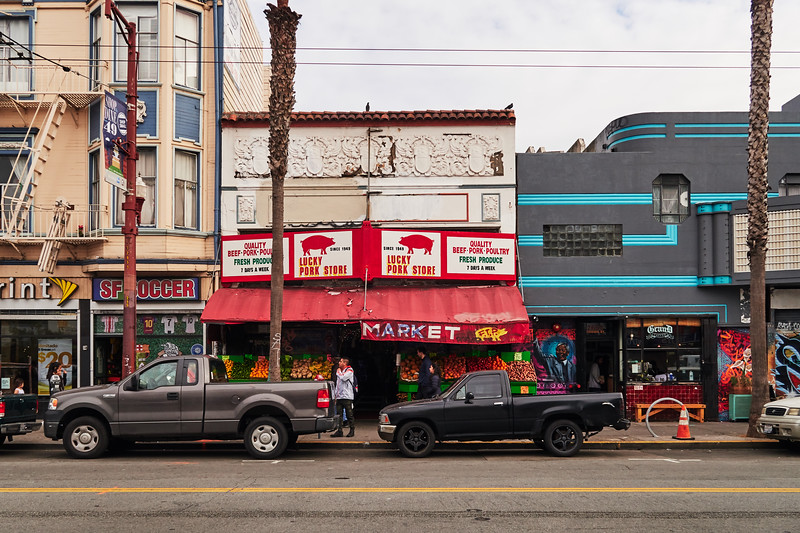 Mission District - San Francisco, California