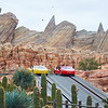 Radiator Springs Racers, Disney California Adventure - Anaheim, California