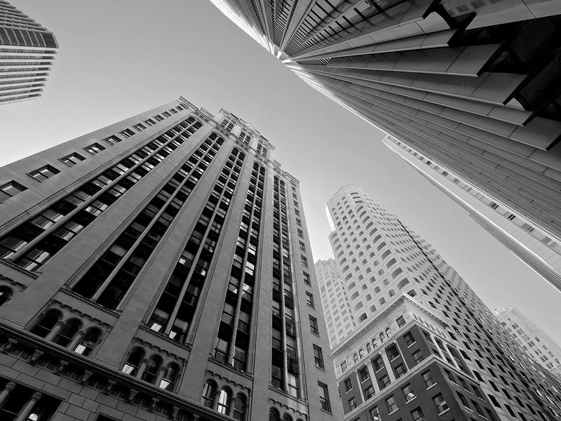 Skyscrapers of San Francisco #7 - San Francisco, California