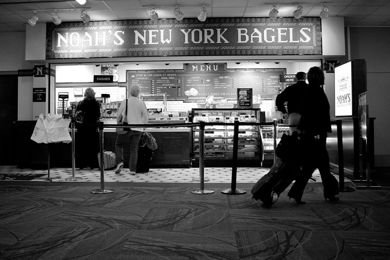 Noah's New York Bagels - San Jose, California