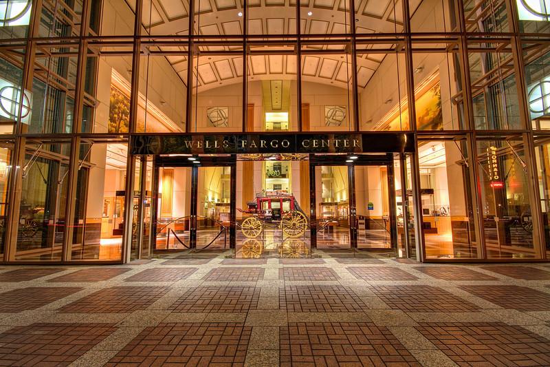 Wells Fargo Center - Sacramento, California