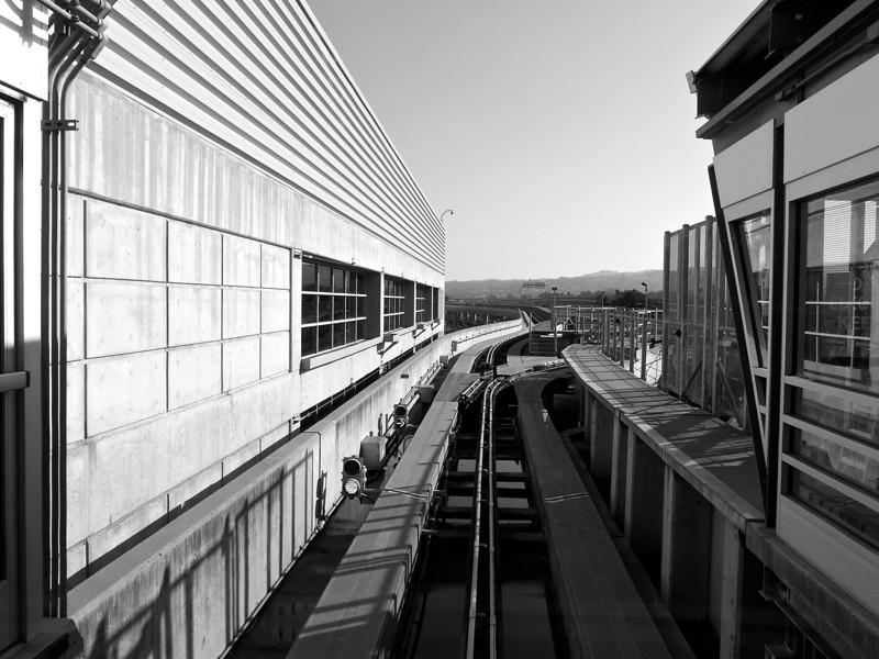 The Last Station, SFO - San Francisco, California