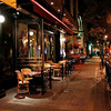 Sidewalk Cafe at Santana Row - San Jose, California