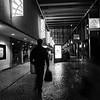 Shadowy Figure - San Francisco, California