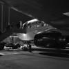 Delta Airlines Night Boarding - San Jose, California