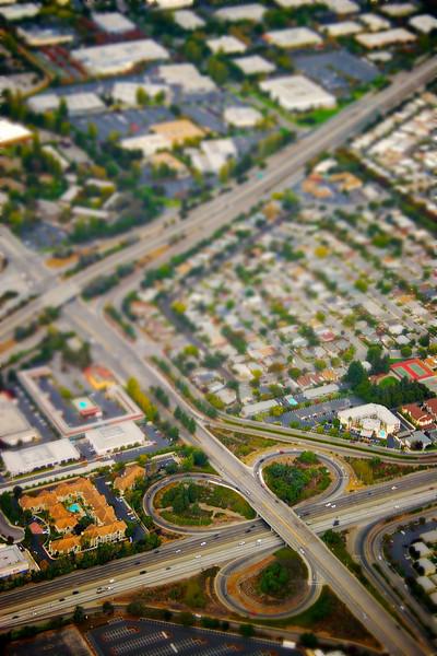 Silicon Valley Cloverleaf - San Jose, California