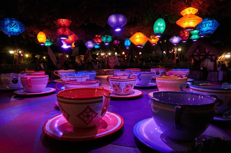 Moody Mad Tea Party - Anaheim, California