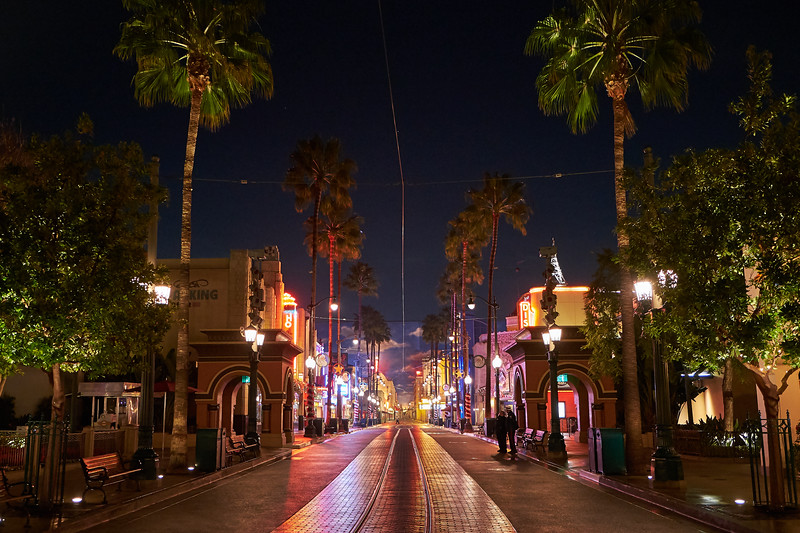 Hollywood Land, Disney California Adventure - Anaheim, California