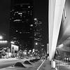 Grand Avenue Looking South - Los Angeles, California