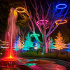 Neon Trees, Downtown Disney - Anaheim, California
