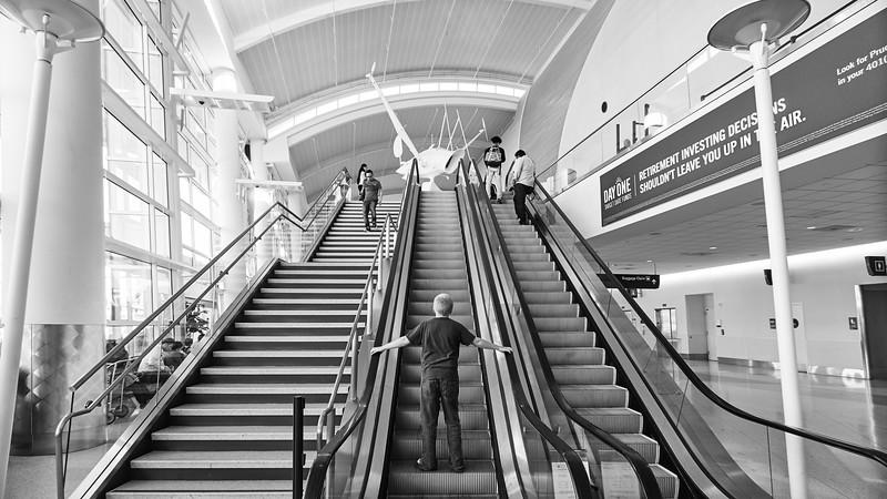 Ready to Fly, Mineta San Jose Airport - San Jose, California