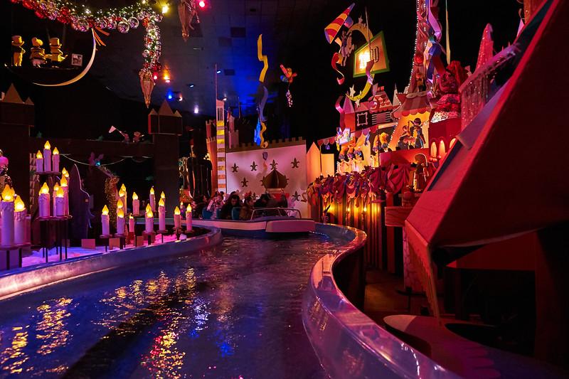 Interior, It's a Small World - Anaheim, California